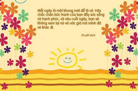 Danh ngôn về sống hết mình, những câu nói hay về sống hết mình, danh ngôn cuộc sống, danh ngôn về hạnh phúc