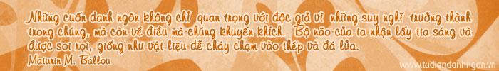 www.tudiendanhngon.vn - Danh ngôn về Can đảm