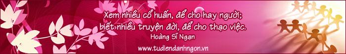 www.tudiendanhngon.vn - Danh ngôn về Đoàn kết
