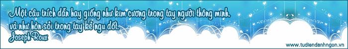 www.tudiendanhngon.vn - Danh ngôn về Giấc mơ