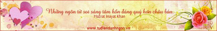 www.tudiendanhngon.vn - Danh ngôn về Hạnh phúc